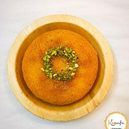 Provides tasty homemade Arabic sweets like Kunafa, Basbousa, Baklava