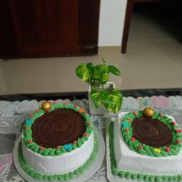 When it comes to cakes Cilantro kitchen provides the best cakes that are fresh and mouth watering . There are a variety of cakes that are rich and flavourful  available here.