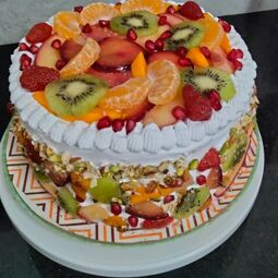 At 'Bake own' you will get the best quality at reasonable cost. No preservatives added. From lil ones to elders, you can have our cakes with no doubt in the brain. We give a magnificent taste to the chocolate darlings with our ideal blends and exact elements. Eggless cakes also available. Happiness is most valued!!!