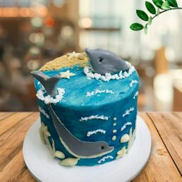 <p>I am a home baker.</p> <p>We Bake cakes,donuts,cupcakes,cake pops,cakesickle,macaroons,chocolates,theme cake fondant cakes etc</p> <p>Home delivery available within 15km in and around Maradu.</p> <p>&nbsp;(which includes vytilla ..thripunithura..aroor, nettoor ,edappalli, kakkanad)</p>
